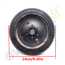 65W-85550-11 Electrical Rotor Flywheel For Yamaha Parsun 4 stroke 20HP 25HP Outboard Motor F25-05180000W(China)