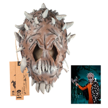 Nail Scary Latex Mask Grimace Full Head Party Mask Horror Masquerade Adult Ghost Movie Mask Halloween Props Costumes Fancy Dress