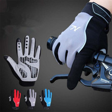 Touched Screen Bicycle Bike Gloves Men Women Full Finger MTB Road Mountain BMX Breathable 2017 Spring Cycling S-XXL G083 - DLA STORE store