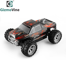GizmoVine RC CAR Wltoys A979 1/18 2.4GHz 4WD Monster Rc Racing Car Remote Control Cars Radio-controlled Cars Machine Kids Toys(China)