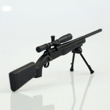1/6 Scale M40 Sniper Rifle Gun Model Assembly Toy For 12 inches Action Figure Accessories(China)
