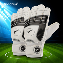 New Brand Latex Soccer Football  Gloves Professional Goalkeeper Gloves With Finger Protection Thickened Goal keeper Gloves