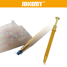 JAKEMY 1pc Precision Parts Gripper Pick Up Tools Four Claw Hold Tightly For Catcher IC Chip Component Electrician Hand Tools