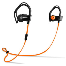 Original SOMIC S3 Intelligent Heart Rate Monitor Sport HIFI Wireless Bluetooth Earphone With Mic Ear Hook Headset One To Two