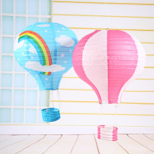 Mini Sky Lanterns Paper Lantern Birthday Party Wedding Decoration Gift Craft DIY Lampion Hanging Lantern Ball Party Supplies