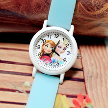 Big Deal 50PCS/LOT Wholesale Sweet Sisters Children cartoon Wristwatches Girls Glow In The Dark Silicone Kid Jelly Quartz Watch