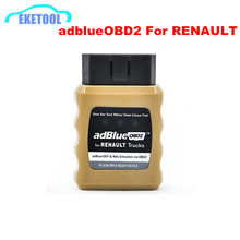 AdblueOBD2 Scanner For RENAULT Adblue Emulator NOX/DEF VIA OBD OBD2 Diagnosis Interface For Renault Truck AdBlue OBD2