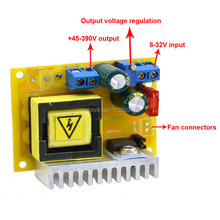369592 DC-DC +45-390V Single Boost Buck Converter constant current adjustable output voltage power supply module