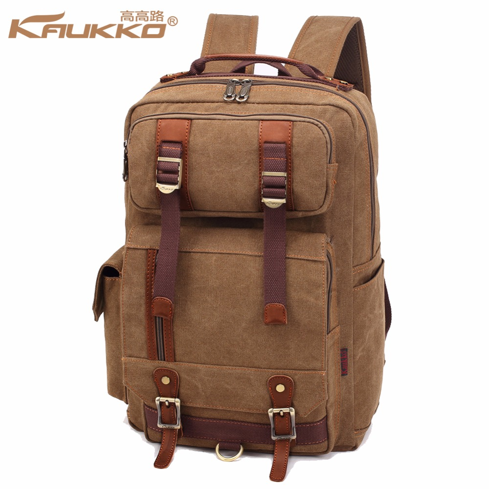 New Arrived Vintage Leisure Bag Men Travel Bags Pop Canvas Backpack for Men and Women Unisex<br>