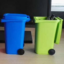 Trash bin Trash Can and Recycling Mini Storage Bin Pen Holder  Car-covers Diagnostic-tool Environmentally trash can