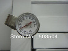 Mini thermometer, SS304 Case magnifying PC Lense 3.8mm diameter(China)