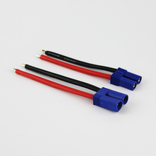 OliYin 100pairs EC5 Connector Male Female EC5 Battery Cable Adapter Connector Plug Convert DIY for FPV RC