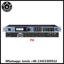 TKG karaoke professional digital audio processor factory speaker DriveRack PA processor 2 in 6 out effect PA processor