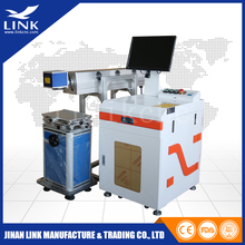 CO2 laser 30w metal tube CO2 laser marking equipment CO2 laser printing machine on nonmetal(China)