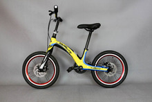 Children carbon Bicycle 14-inch 16-inch Front V Brake   Kid's Bike With Aluminum  Wheels Steel Fork Bike Cycling  carbon bike