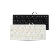 small mini Keyboard Switch black keyboard USB Wired Gaming PC or Laptop Keyboard Computer Peripherals free shopping