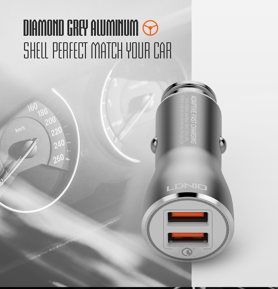 LDNIO Car charger (8)