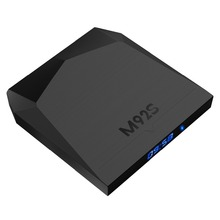TRANSPEED M92S Amlogic S912 Octa Core Android 6.0 TV Box 2G 16G Work Fast 2.4G/5GHz WIFI WLAN 100/1000M Google Play TV Receiver