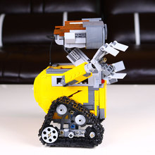 New Lepin 16003 687pcs dea Robot WALL E Building Set Kits Blocks Bringuedos Bricks Cute For Children Gifts With 21303 Model Toys