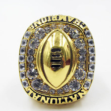 2015 ALABAMA CRIMSON TIDE COLLEGE FOOTBALL PLAYOFF NATIONAL REPLICA HIGH QUALITY CHAMPIONSHIP RINGS