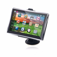 GPS Navigator Auto Car Navigation GPS Navigation 7 inch HD built-in 4G Touch Screen Win CE 6.0 E-book Video Audio Vehicle GPS