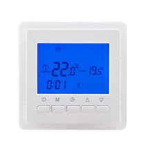 Buy TP206UHP Programmable heating room thermostat digital heating thermostat electrical heating for $32.00 in AliExpress store