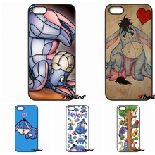 Cute Eeyore Donkey Quotes Pooh Hard Phone Case Cover For Huawei Ascend Y5 Y6 P6 P7 P8 P9 Lite Honor 4C 5C 6 4X 5X G8 Mate 7 8 9