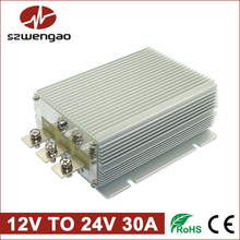 Wengao @ Non-isolated DC/DC Converters 720W Output Power DC-DC Converter 12V to 24V 30A