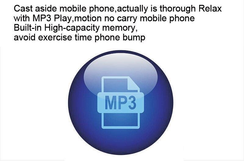 2.MP3 IPX8 Waterproof
