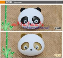 by dhl or ems 200pair Car perfumes car air freshener perfumes original car freshener parfume car styling Cute Panda Style(China)