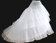 Wedding Underskirt Vintage 2015 High Quality Wedding Accessories Girls Petticoat Fast Shipping