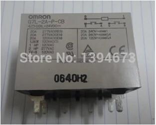 HOT NEW relay G7L-2A-P-CB 24VDC G7L-2A-P-CB-24VDC G7L-2A-P G7L-2A G7L2APCB G7L 24VDC DC24V 24V DIP6 2PCS/LOT<br><br>Aliexpress