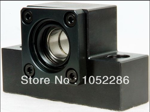 3pairs/lot EK15/EF15 end supports bearing Fixed side EK15 and Floated side EF15 match with 2005 ball screw guide<br>