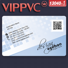 a13040-1 making business cards Template for Card Design of vip PVC Card(China)