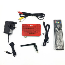 Mini DVB-S2 1080P + Ordinary Free IPTV Satellite TV Receiver Support Wifi Biss Key HD Standard DVB-S2 Set Top Box USB Interface(China)