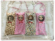 Dolls outgoing packets bag for blyth ,Pullip ,AZ dolls tang kou doll BB girl  etc blyth cover