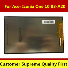 "10pcs 10.1"" LCD display Matrix For Acer Iconia One 10 B3-A20 A5008 Tablet PC LCD display Screen Replacement Parts High Quality(China)"