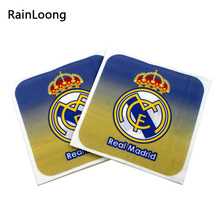 [RainLoong] Spain Team Game Paper Napkins Real Football Party Tissue Napkins Decoration Serviettes 33*33cm 20pcs/pack/lot