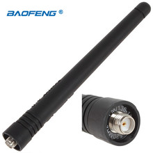 Original Walkie Talkie Antenna BAOFENG 136-174/400-520MHz Dual Band Antenna for Two Way Radio UV-5R series UV-5RA/UV5RC/UV5RE