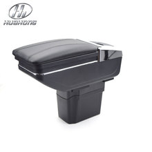For Chevrolet Cruze armrest central Store content Storage box with cup holder ashtray products accessories 3 color 2009-2014
