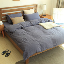 New Home Textile 4PCS Comforter Bedding Sets 100% Cotton Bed Sets 2pcs Pillow Cases + 1pcs Duvet Cover + 1 pcs Bedspread
