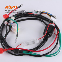 Huayang kayo 2016 t2 t4 l general off-road motorcycle 250CC dirt pit bike electric wire cable