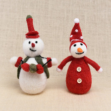 Christmas tree, Christmas home decorations, fine cashmere, snowman furnishings, holiday gifts, window props wholesale