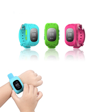 New Q50 Smart Watch Kid Wristwatch Anti Lost GPS Tracker Watch For Kids SOS GSM Mobile Phone Smartwatch For IOS Android