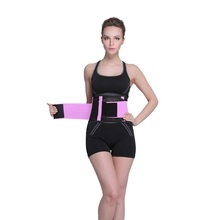 11 Colors S-2XL Unisex Breathable Thin Xtreme Power Belt  Slimming Thermo Shaper Waist Shaper Cincher Trainer