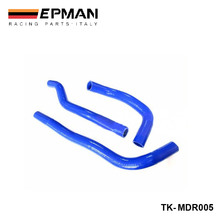 EPMAN - turbo intercooler radiator pipping silicone hose Kit For Mazda M6 02-07 (3pcs) EP-MDR005