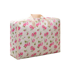 Home Quilt Storage Bag Luggage Bags Dust Covers Clothing Bedding Toys Wardrobe Clothes Storing Organization Accessories Supplies(China)