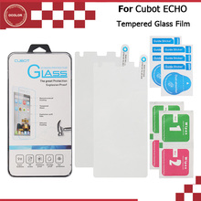 Cubot ECHO Tempered Glass Film Original Ultra Thin Front Glass Scren Protector for Cubot ECHO Mobilephone Accessories
