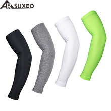 ARSUXEO Cycling Sleeves Armwarmer MTB Bike Bicycle Sleeves Arm warmer UV Protection Sleeves Fishing Golf Arm Sleeves XTN01