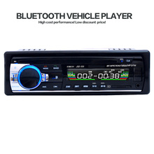 Resolution Car Radios Stereo Player Bluetooth AUX-IN MP3 FM Transmitter USB  Remote Control For Phone 12V Audio Auto